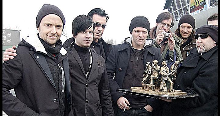 Выставка скульптур в Киеве
