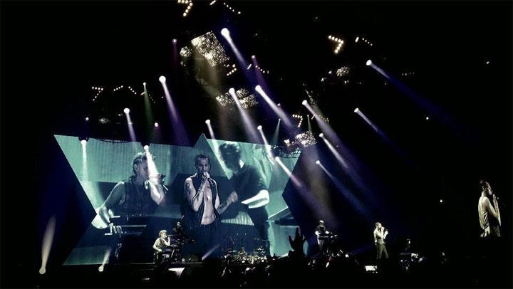 Depeche Mode в Ницце