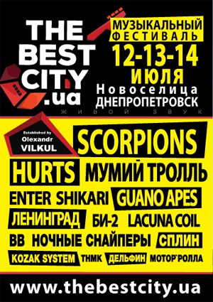 The Best City 2013