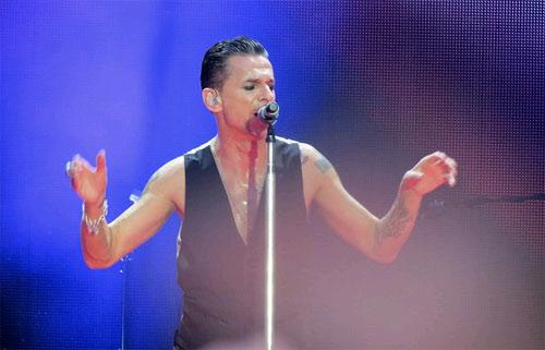 фото Depeche Mode в Киеве