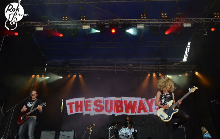The Subways Львов