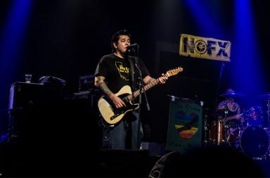 фото концерт NOFX в Киеве