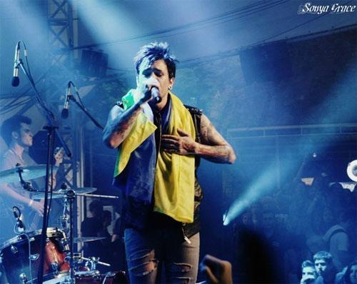 фото Papa Roach в Киеве