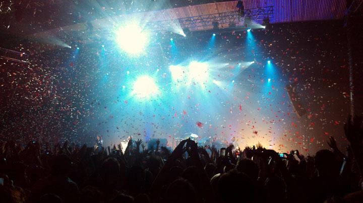 фото The Killers в Киеве