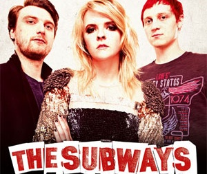 Концерт The Subways в Киеве