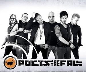 Poets of the fall концерт в Киеве