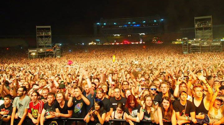 Rock'N'Heim в Германии