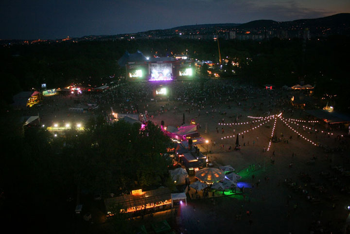 фото Sziget 2012