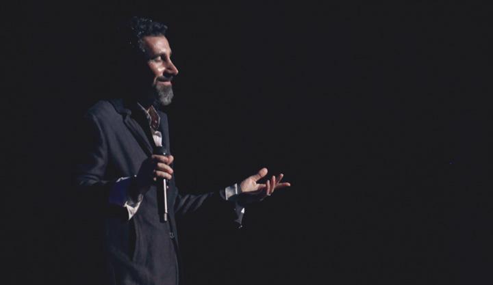 Serj Tankian фото в Киеве