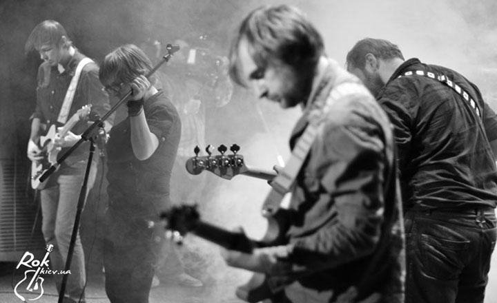 Singleton фото концерт
