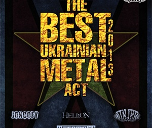 The Best Ukrainian Metal Act 2013 в клубе Бинго
