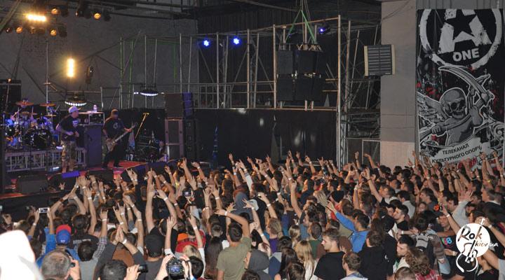P.O.D. концерт в Киеве
