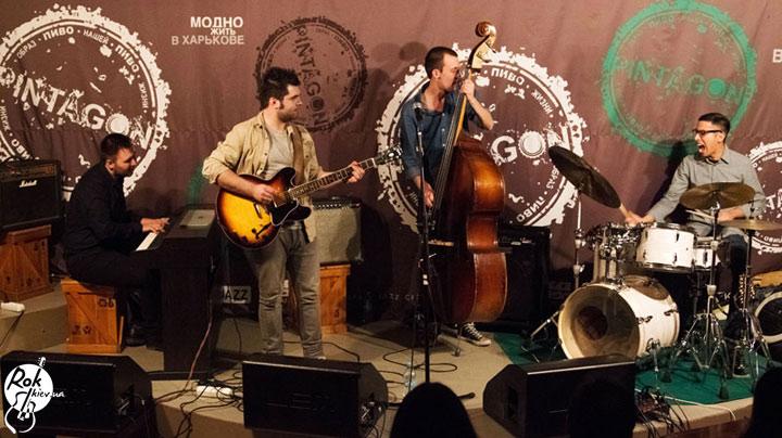 Igor Osypov Quartet фото