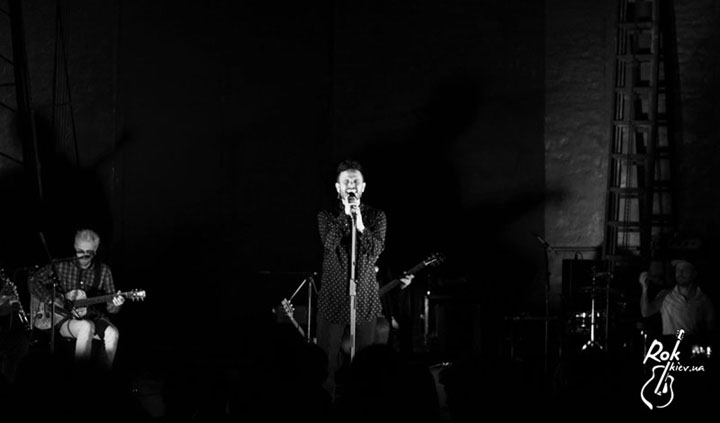 фото концерт SunSay в Малой опере