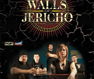 Концерт Walls Of Jericho