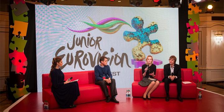 конференция Детского Евровидение 2013