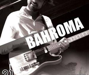 Концерт Bahroma в Диване