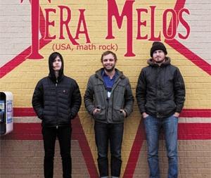 Концерт Tera Melos