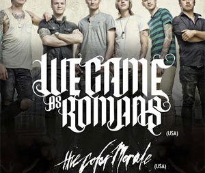 Концерт We Came As Romans