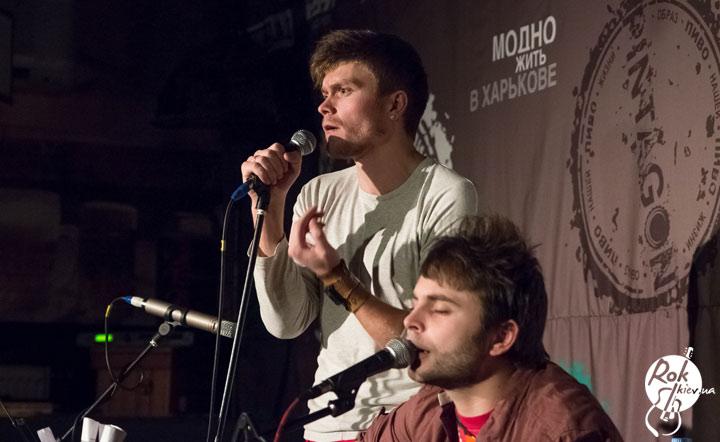 Павел Алдошин и Алексей Копылов