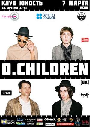 концерт O.Children в Киеве