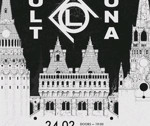 Космические шведы Cult Of Luna в Киеве