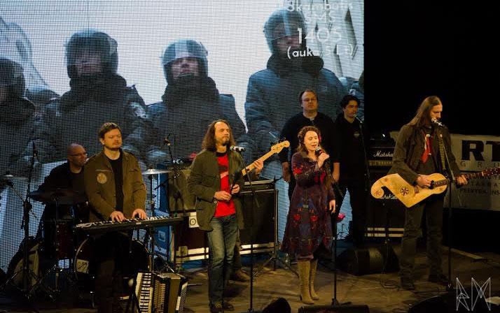 концерт Євромайдан у Вільнюсі