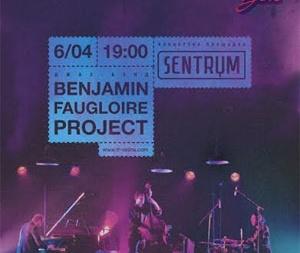 Benjamin FAUGLOIRE Project в Києві