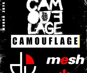 концерт Концерт Camouflage, DeVision, Mesh