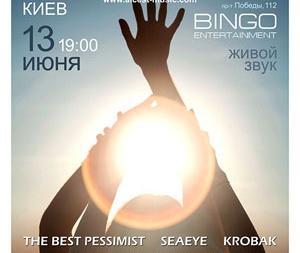 концерт ALCEST в Киеве