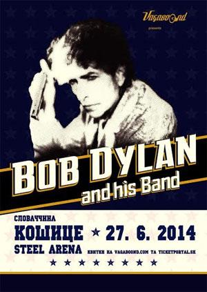 Концерт BOB DYLAN