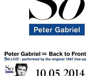Концерт Peter Gabriel в Києві