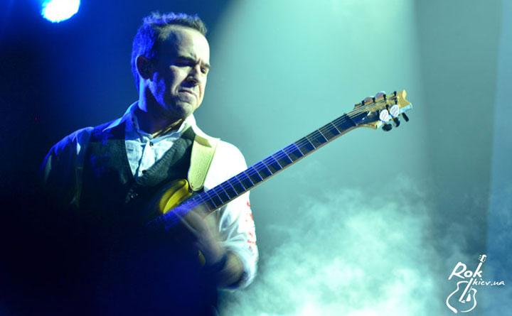 Steve Vai концерт в Киеве