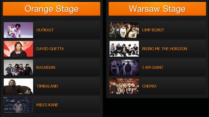Orange Festival 2014