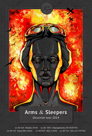 Arms and Sleepers тур
