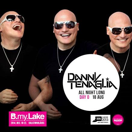 DANNY TENAGLIA на Sziget 2014