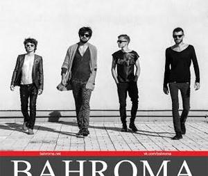 сольный концерт Bahroma в клубе Sentrum