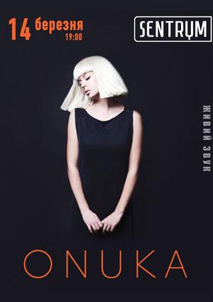 ONUKA большой сольный концерт