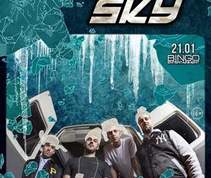 Концерт итальянских рокеров Vanilla Sky в Киеве
