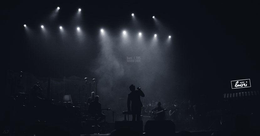 Святослав Вакарчук концерт Вночі