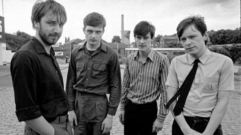 Joy Division: спектакль-концерт