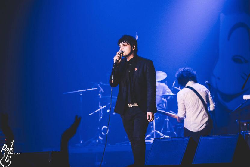 Gerard Way Kiev