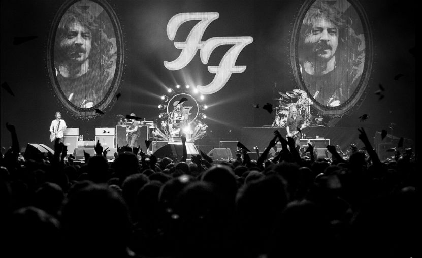 Foo Fighters Krakow 2