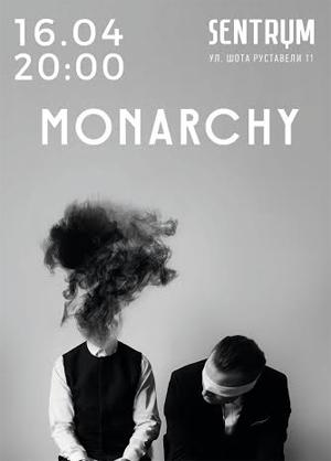концерт Monarchy в Киеве
