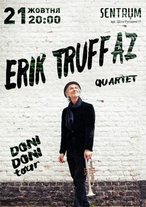 концерт Erik Truffaz