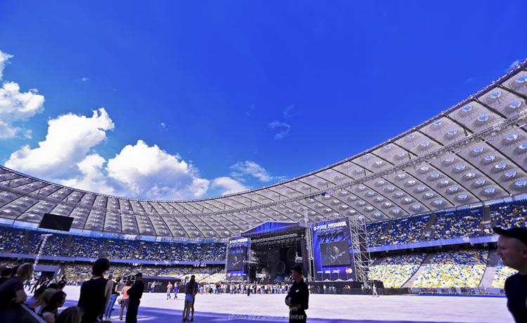 UPark Stage