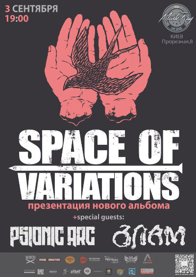 Space-of-Variations