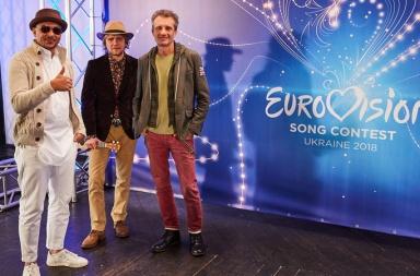 The ВЙО на національного відбору Євробачення 2018