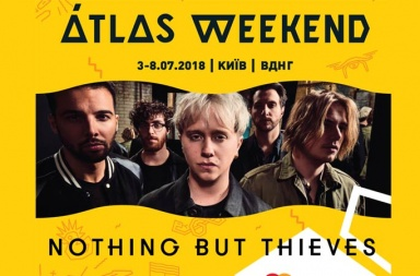 Nothing But Thieves на Atlas Weekend 2018