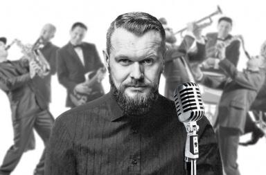 Олександр Положинський презентує джазовий концерт